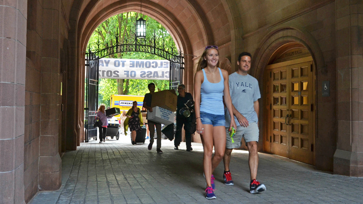 9 facts about the new freshman class | YaleNews