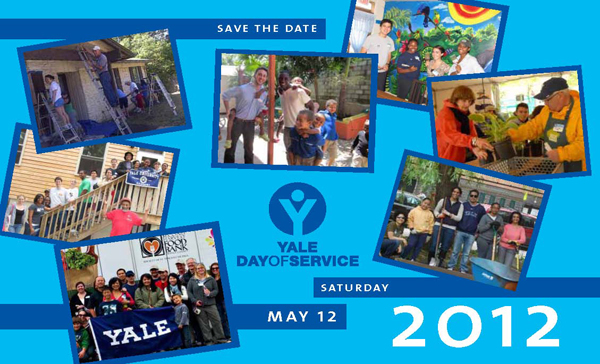 Day of Service poster