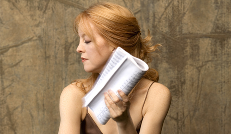 The Maria Schneider Orchestra wil perform at 2 p.m. on Saturday, March 11. (Photo by Jimmy and Dena Katz)