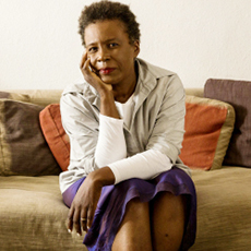 Claudia Rankine portrait