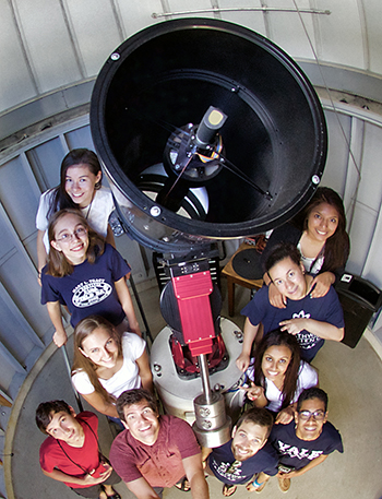 Yale Department Of Astronomy Will Offer Summer Program In
