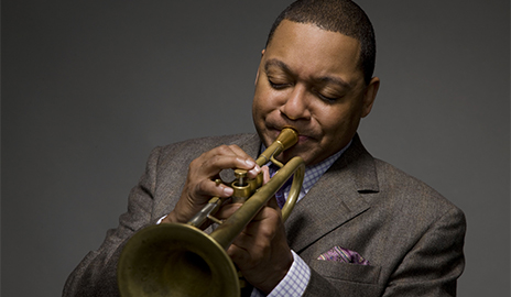 Wynton Marsalis will perform on Saturday, March 11. (Photo by Rob Waymen)