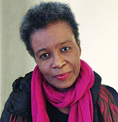 Celebrated poet Claudia Rankine will join the Yale faculty this fall as the Iseman Professor of Poetry at Yale. (© John Lucas)