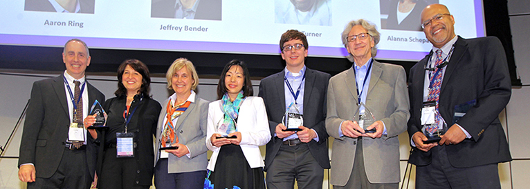 2018 winners of the Blavatnik Fund for Innovation at Yale