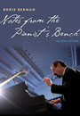 """Photo of the cover of the book titled """"Notes from the Pianist's Bench."""""""