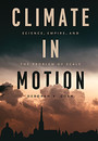 """Cover of the book titled """"Climate in Motion."""""""
