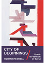 "Cover of the book titled ""City of Beginnings."""