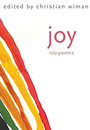 "Photo of the cover of the book titled ""Joy: 100 Poems."""