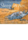 """Cover of the book titled """"Sleep in Art."""""""