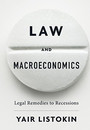 "Cover of the book titled ""Law and Macroeconomics."""