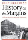 "Cover of the book titled ""History on the Margins."""