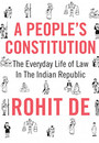 """Cover of the book titled """"A People's Constitution."""""""