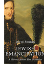 "Cover of the book titled ""Jewish Emancipation: A History Across Five Centuries."""