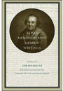 """Cover of the book titled """"Moses Mendelssohn's Hebrew Writings."""""""