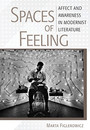 """Photo of the cover of the book titled """"Spaces of Feeling."""""""