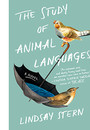 "Cover of the book titled ""The Study of Animal Languages."""