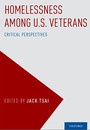 """Cover of the book titled """"Homelessness Among U.S. Veterans: Critical Perspectives."""""""