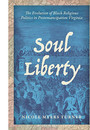 """Cover of the book """"Soul Liberty."""""""