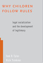 """Cover of the book titled """"Why Children Follow Rules."""""""