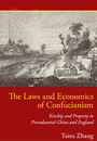 """Photo of the cover of the book titled """"The Laws and Economics of Confucianism."""""""