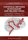 "Photo of the cover of the book titled ""Statistical Methods in Psychiatry and Related Fields."""
