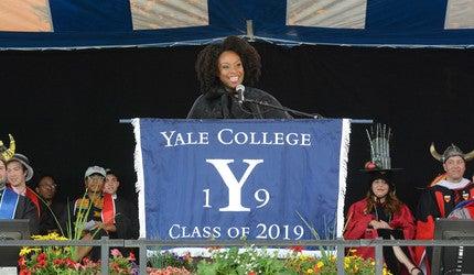 Chimamanda Ngozi Adichie '08 M.A.