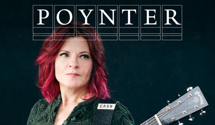 Roseanne Cash with Poynter logo.