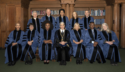 2019 Yale honorary degree recipients