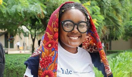 Phyllis Mugadza '21 B.S.