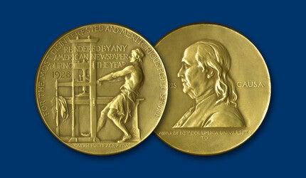 Pulitzer Prize medals