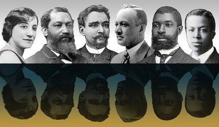 Helen Hagan, George William Stanley Ish, John Edward West Thompson, Charles McLinn, Thomas Nelson Baker, Jefferson G. Ish Jr.