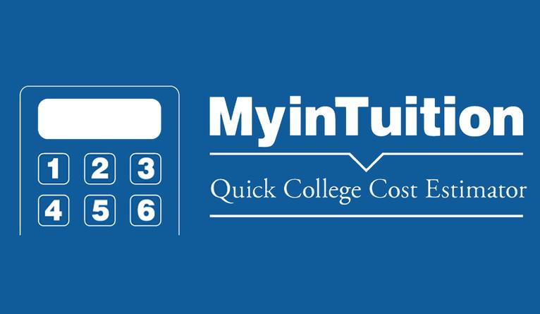 MyinTuition Quick College Cost Estimator