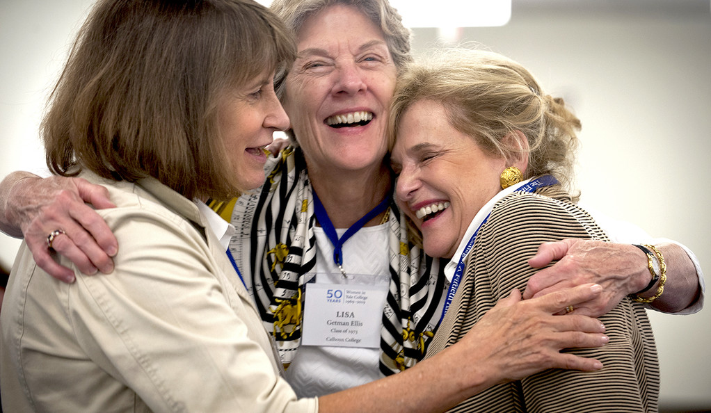The 50th anniversary weekend honored women from the classes of 1969-1973.