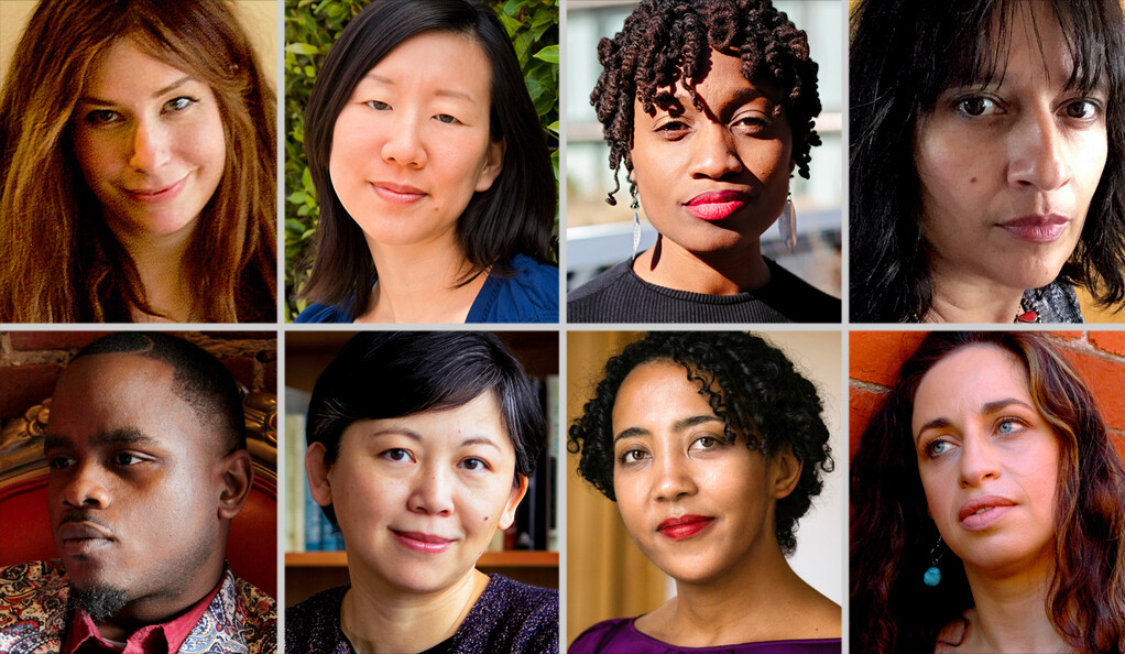 2020 Windham-Campbell Prize winners