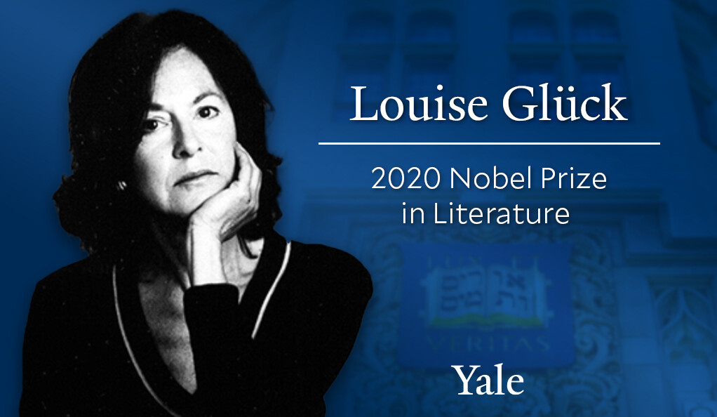 Louise Glück - 2020 Nobel Prize in Literature