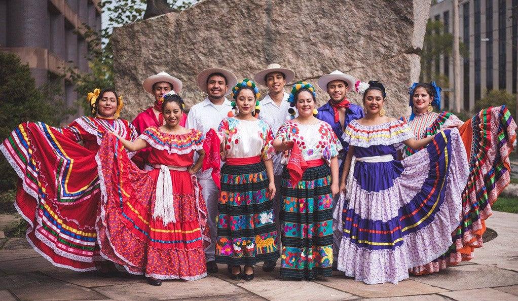 Ballet Folklorico Mexicano de Yale