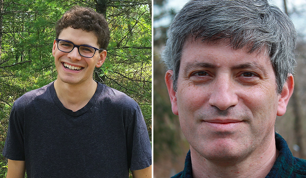 Eric Boodman and Carl Zimmer.