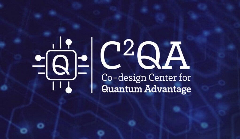 Co-design Center for Quantum Advantage logo