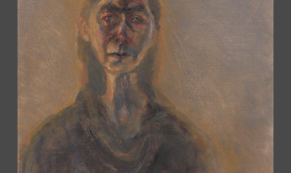 Celia Paul, Self-Portrait, March, 2017