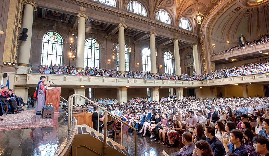 Celebrating Our Differences: Yale College Dean's welcome to new