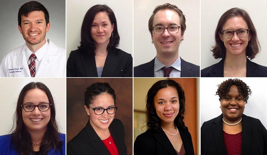 2019 National Clinician Scholars Program scholars collage.