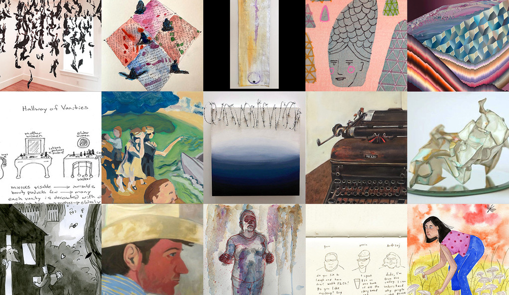 This year's City-Wide Open Studios festival features the work of dozens of Yale-affiliated artists.