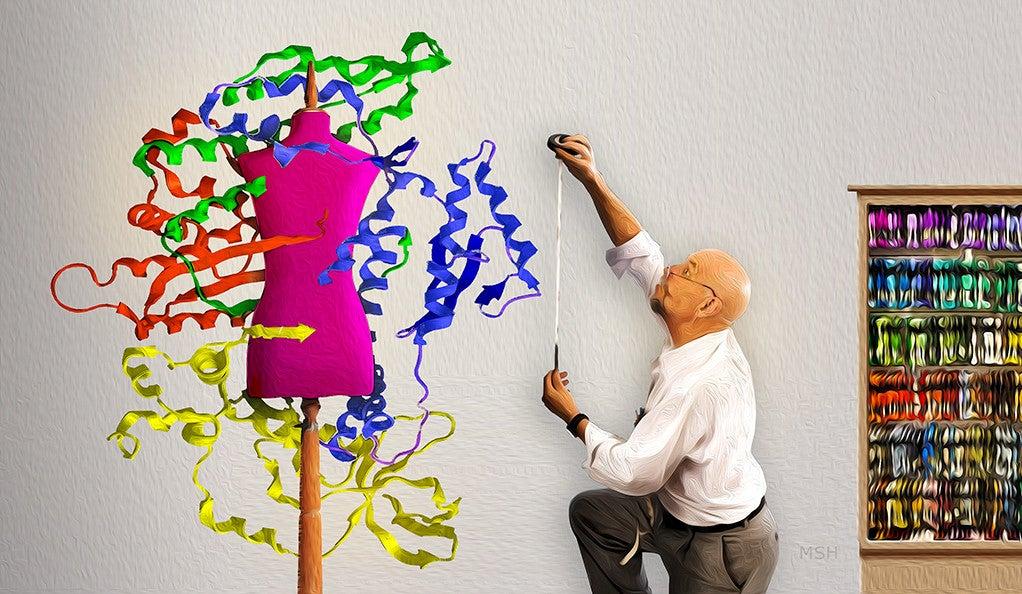 new platform will help create designer human proteins in the lab