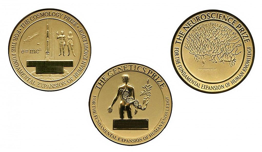 Gruber medals