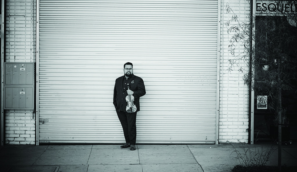 Street Symphony founder Vijay Gupta