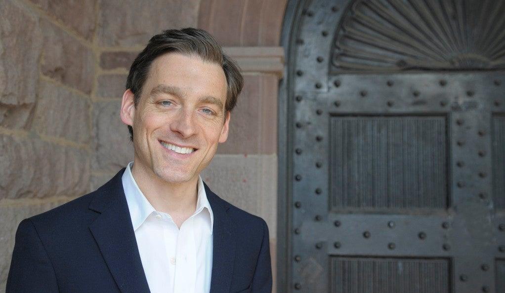 Portrait of Jacob Hacker