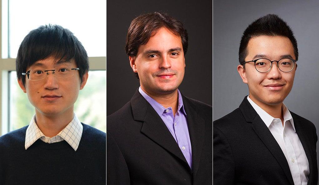 Sidi Chen, Daniel Colón-Ramos, Junjie Guo