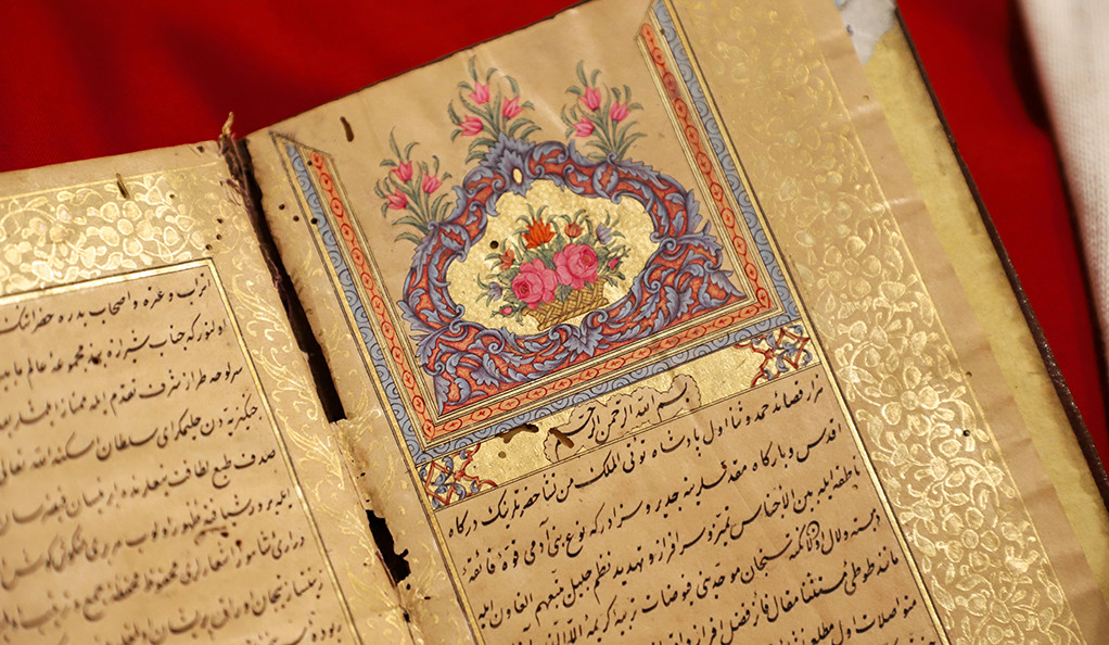 collection of poetry by Halim Giray Sultan, who lived from 1772 to 1824