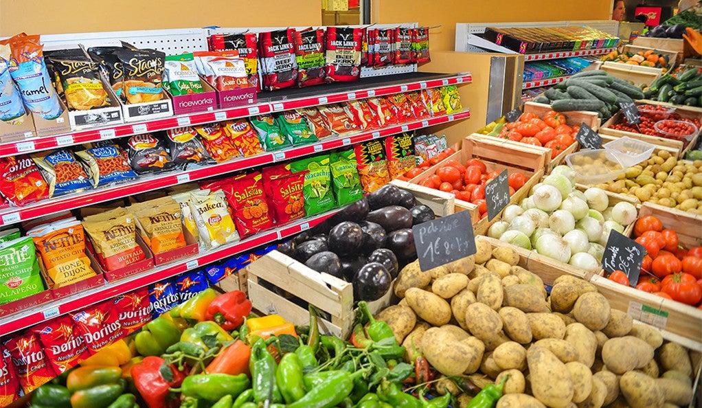 Food deserts in America: Healthy foods scarce in poor neighborhoods