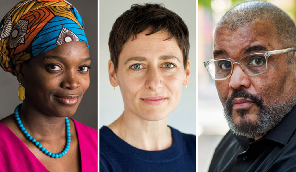 Njideka Akunyili Crosby, Betsy Levy Paluck, and Dawoud Bey